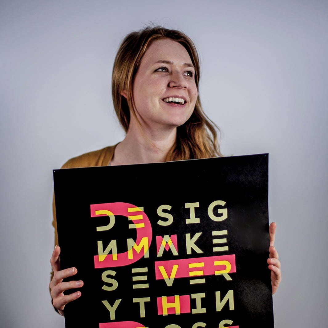 Katy Veldhorst, Lead Graphic Designer